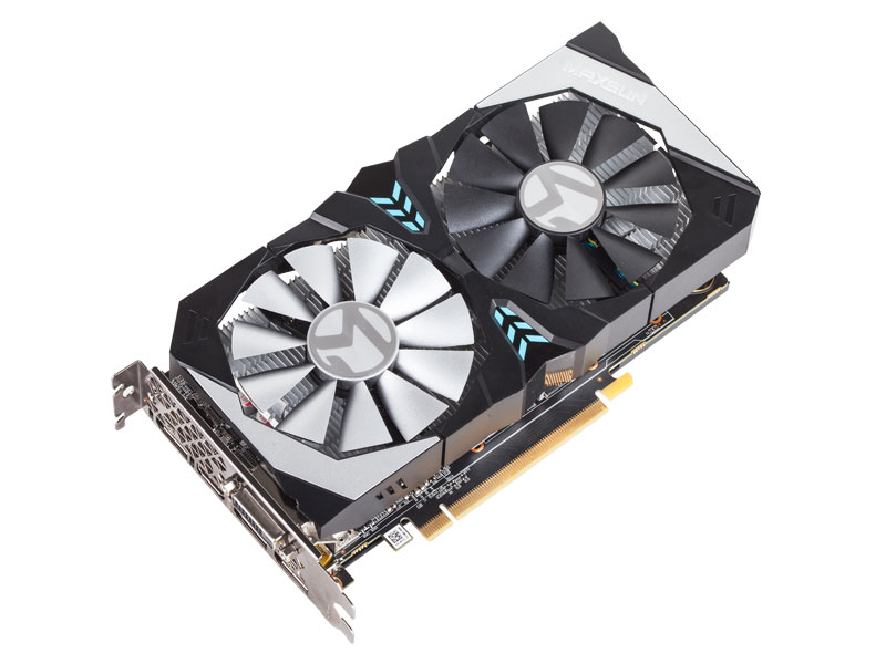 GeForce® GTX 1060终结者6G