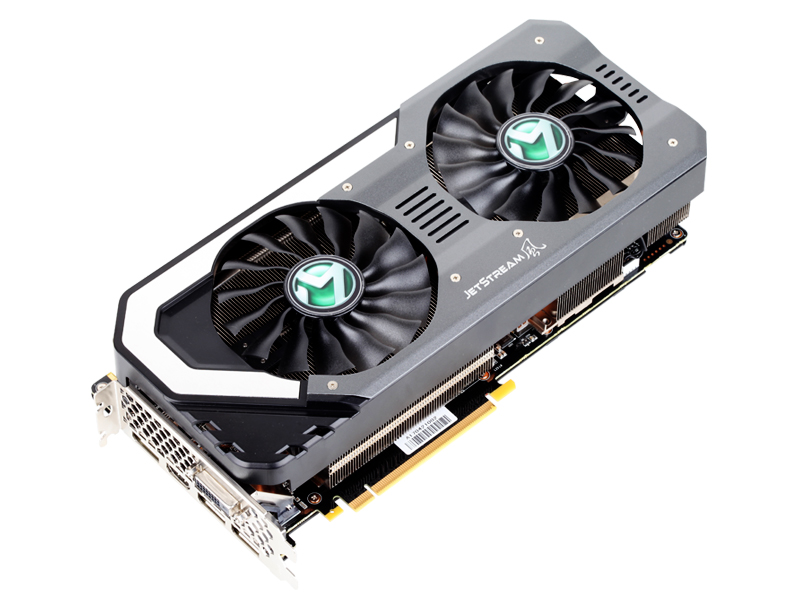 GeForce® GTX 1080Ti Super JetStream 11G
