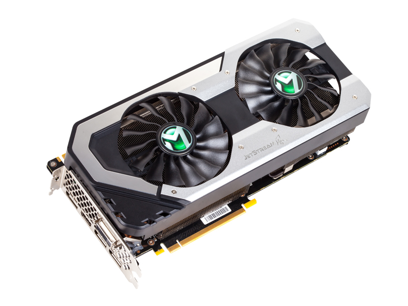 GTX1080 Super JetStream 8G