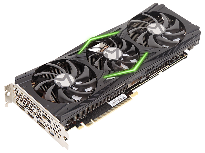 GeForce® RTX 2080 风 OC 8G