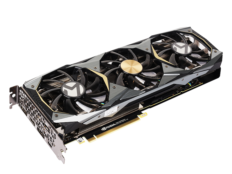 GeForce® RTX 2080Ti 风 OC 11G V2