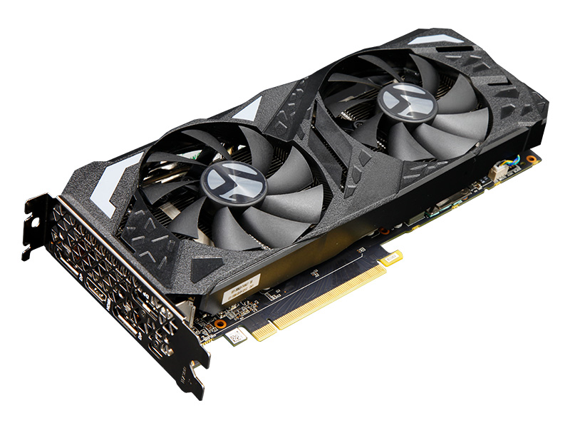 GeForce® RTX 2070 TurboX2 OC 8G