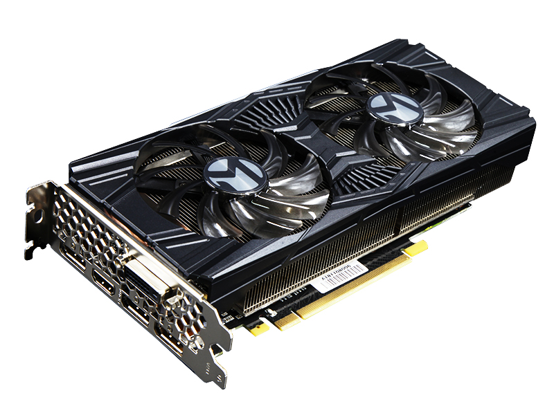 GeForce® RTX 2070 TurboX2 8G V2