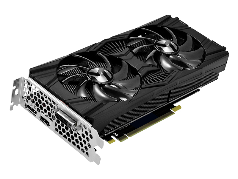 GeForce® RTX 2060 TurboX2 6G V2