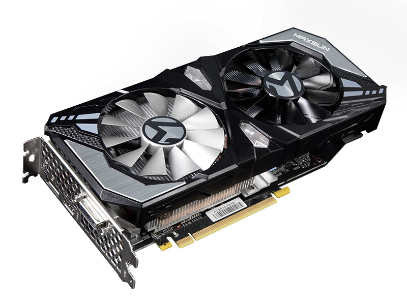 GeForce® GTX 1660Ti 终结者 6G