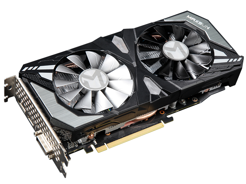 GeForce® GTX 1660 终结者 6G