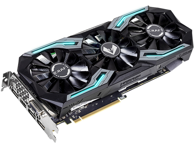 GeForce® RTX 2070 iCraft 8G