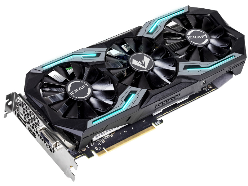 GeForce® RTX 2060 iCraft 6G