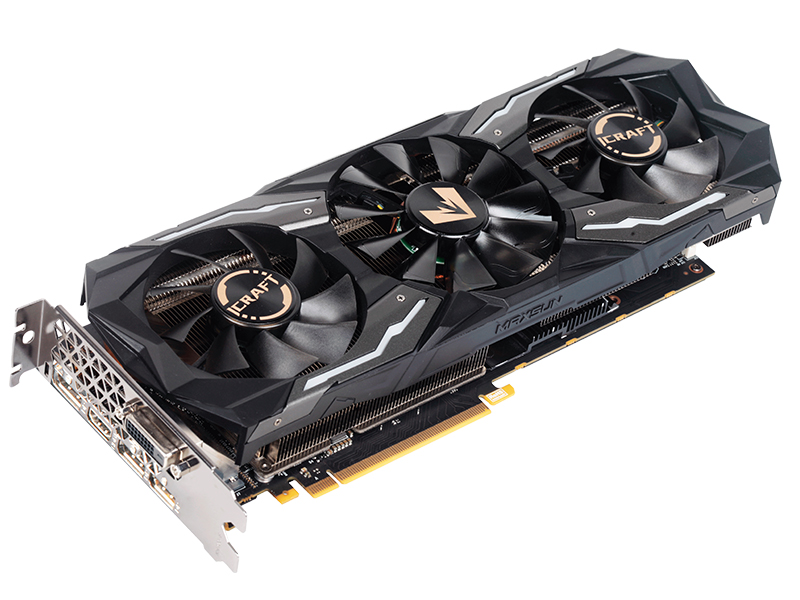 GeForce® RTX 2070 iCraft GM OC 8G