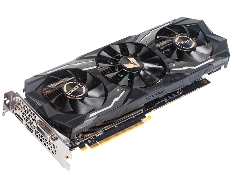 GeForce® RTX 2060 iCraft GM OC 6G