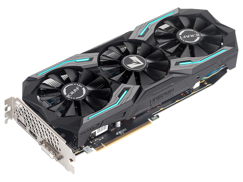 GeForce® RTX 2060 iCraft 6G V0